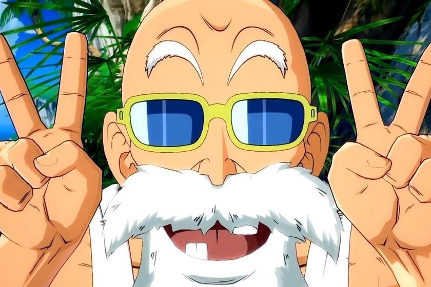 El Profesor Muten Roshi al fin se unirá a los combates de Dragon Ball FighterZ en el mes de septiembre
