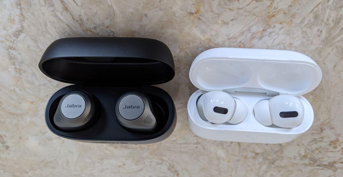 Apple AirPods Pro vs.Jabra Elite 85t: ¿Qué auriculares son los mejores?