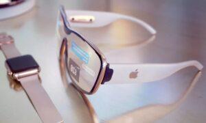 Apple Glass podría usar pantallas OLED de Sony para una AR increíble