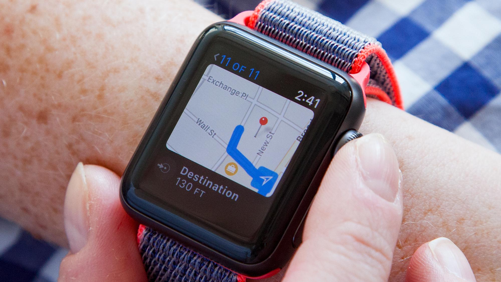 Mejor reloj deportivo: Apple Watch Series 3 (GPS)