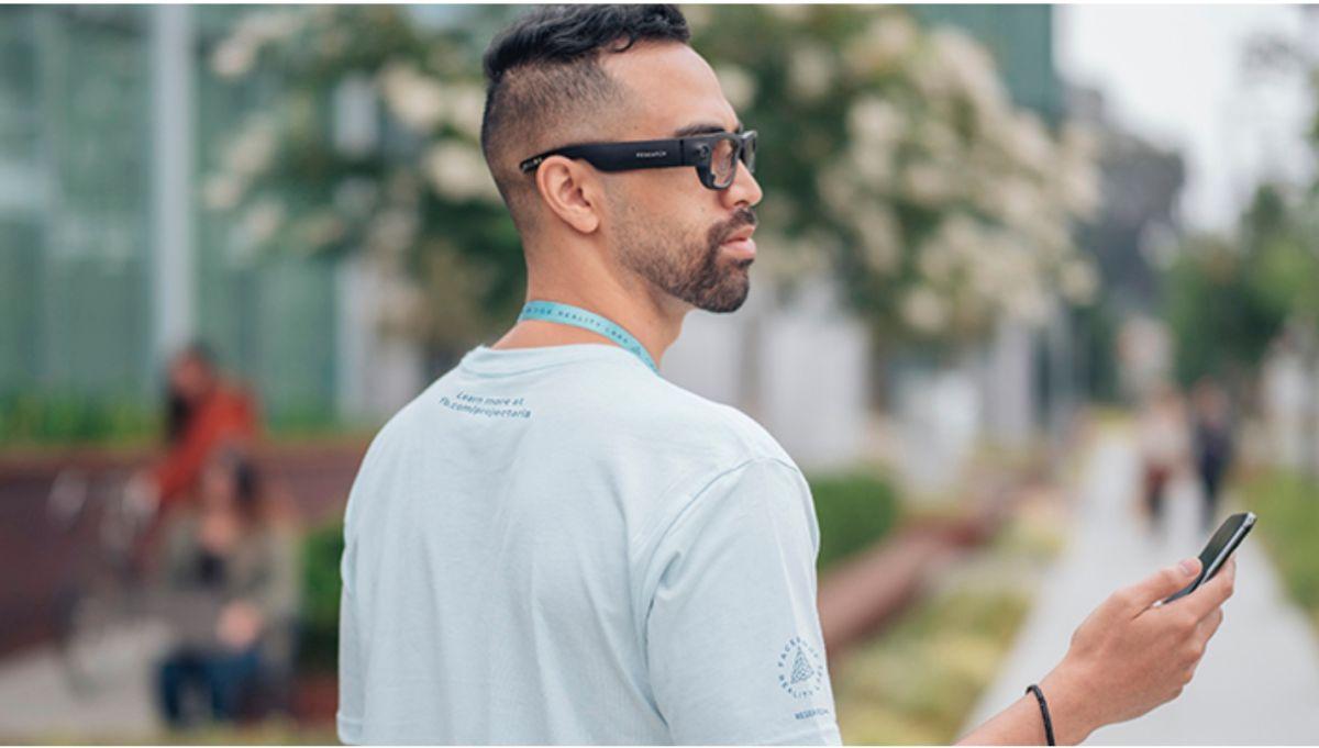 Facebook presenta Ray-Bans inteligentes para competir con Apple Glass
