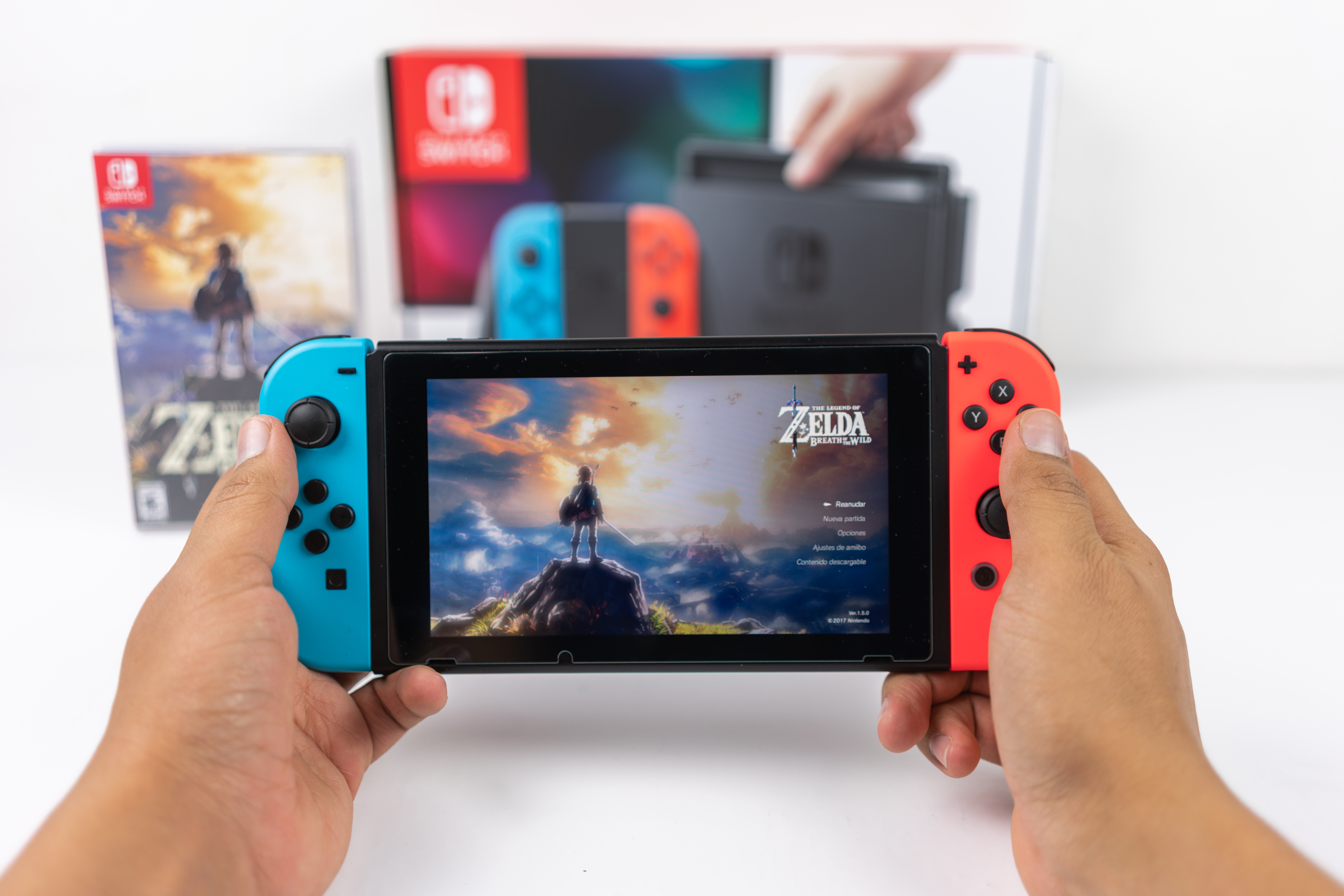 Ofertas de Nintendo Switch