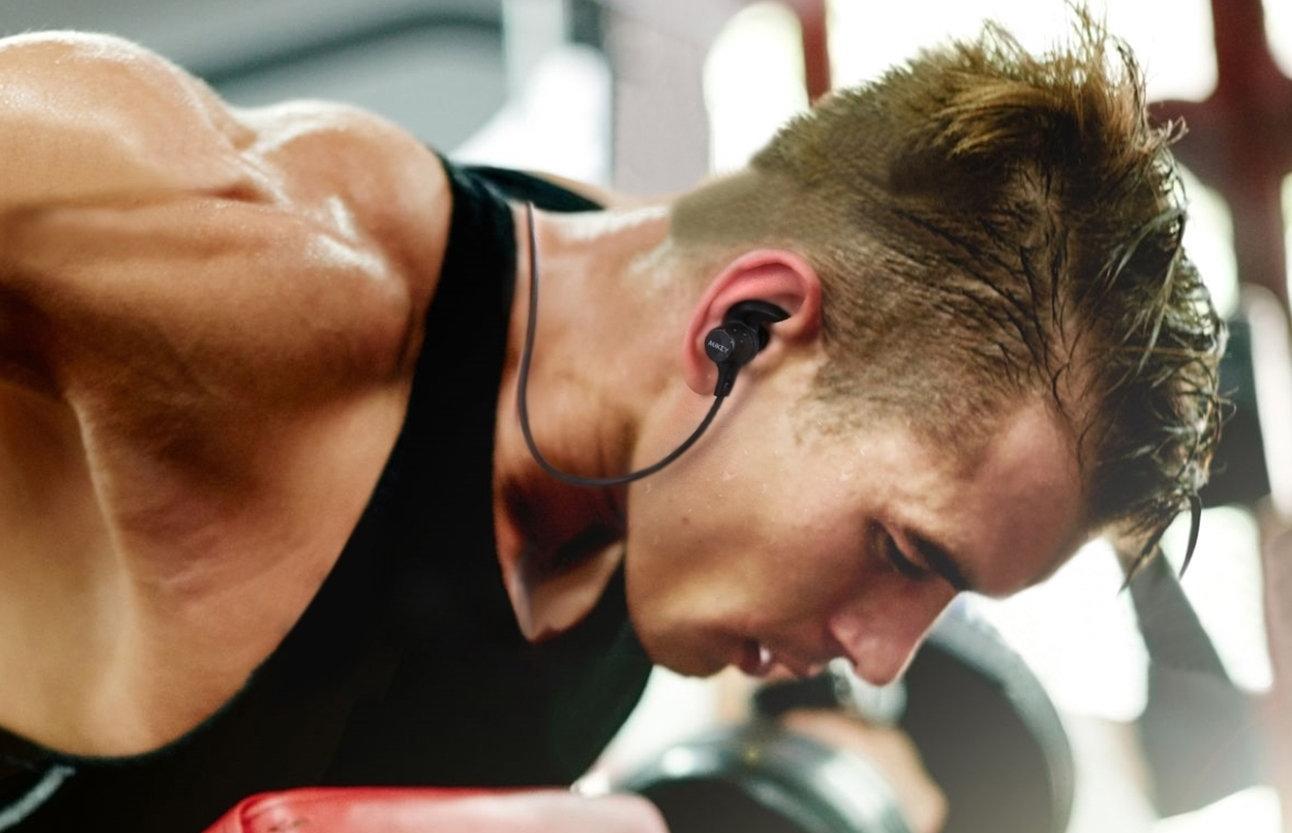 Los mejores auriculares para correr baratos: Aukey Latitude EP-B40
