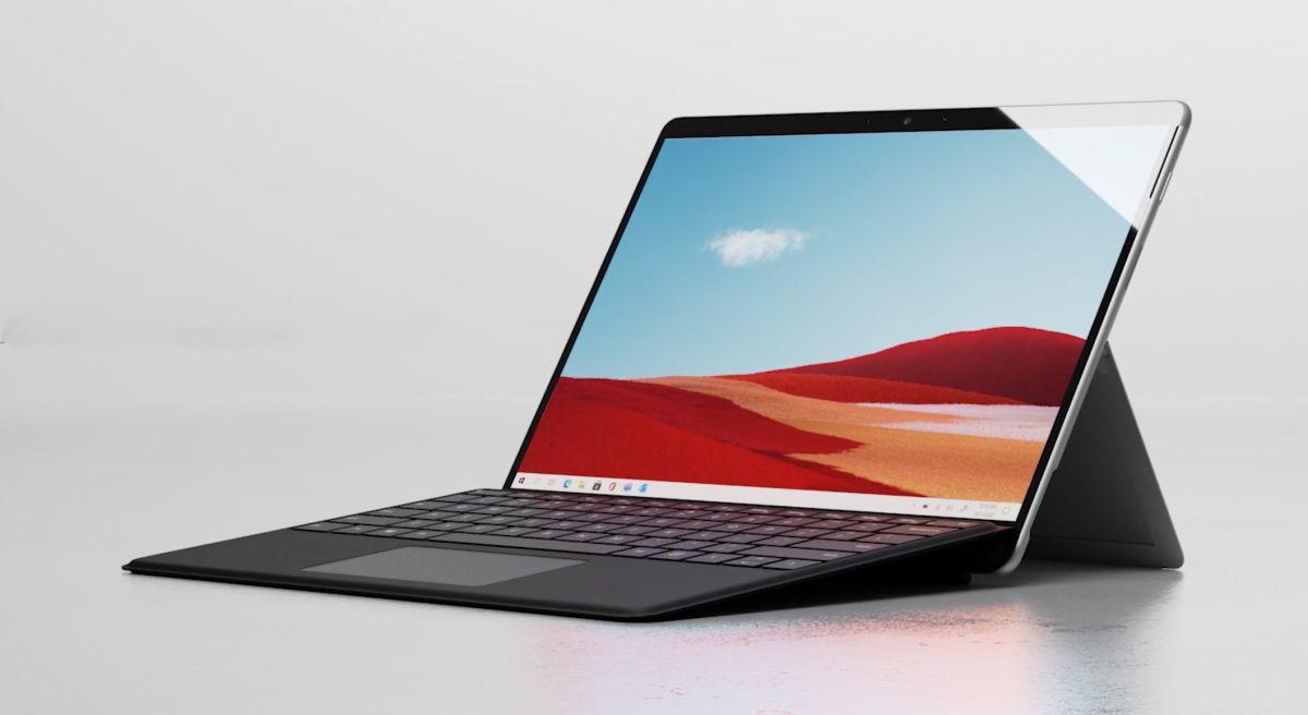 La fuga de Microsoft Surface Pro 8 adelanta la fecha de lanzamiento y las actualizaciones de diseño