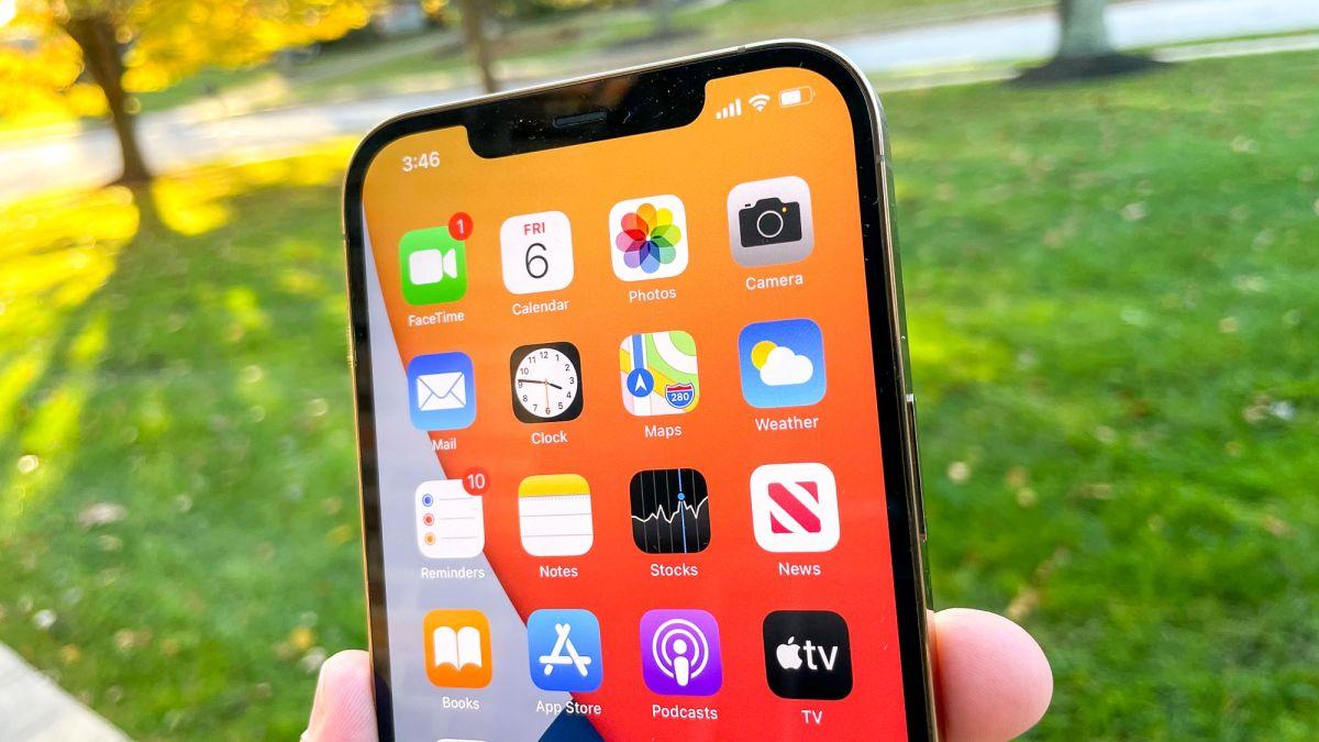 La fuga del iPhone 13 Pro acaba de confirmar una actualización espectacular
