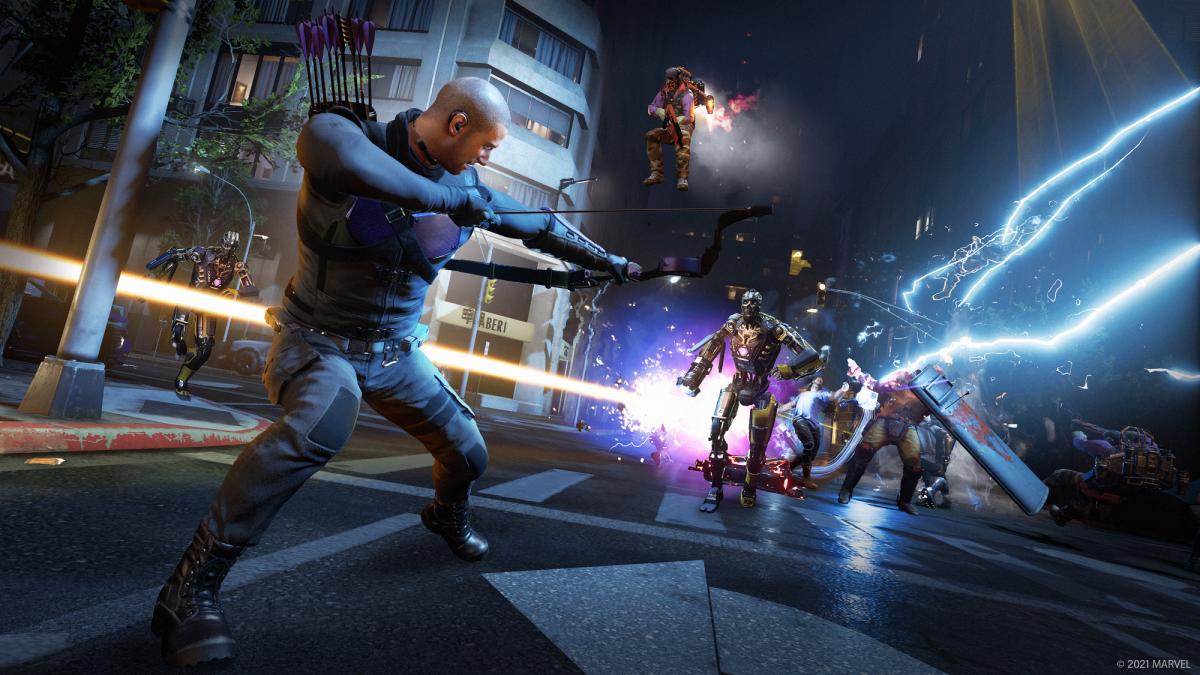 Las versiones para PS5 y Xbox Series X de Marvel's Avengers obtienen una importante actualización de próxima generación