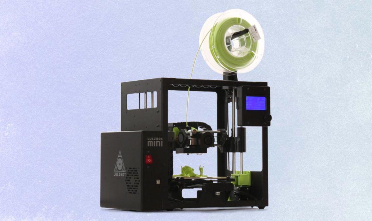 Revisión de LulzBot Mini 2: la mejor impresora 3D de rango medio