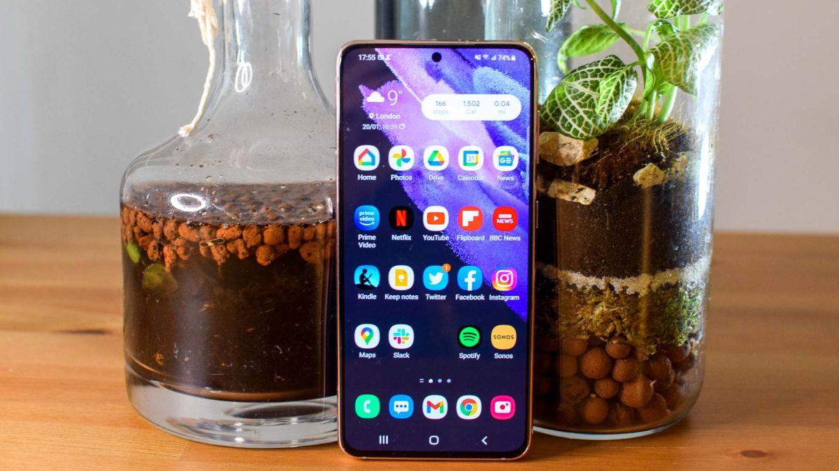 Samsung Galaxy S21 es más fácil de reparar que el Galaxy S20: aquí está el por qué