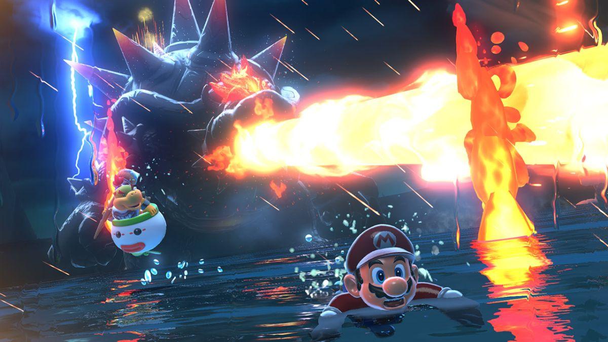 Super Mario 3D World + Bowser's Fury demuestra la necesidad de Nintendo Switch Pro