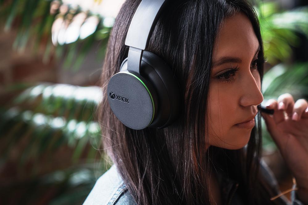 Xbox Series X acaba de recibir un gran impulso de audio con los auriculares inalámbricos Xbox