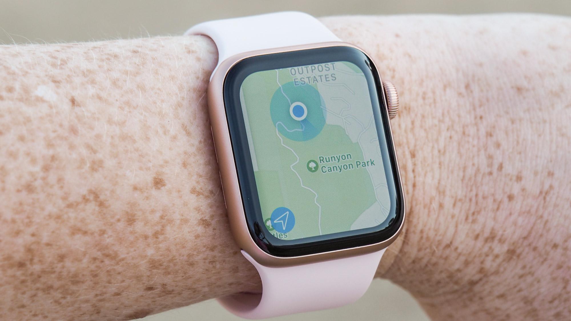 Revisión de Apple Watch Series 5